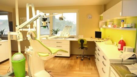 Zelená zubní ordinace přijímá od září nové pacienty. Těšíme se na vás